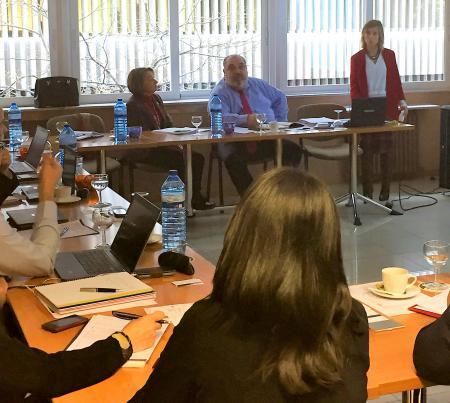 Reunión Comisión de I+D+i de SERNAUTO