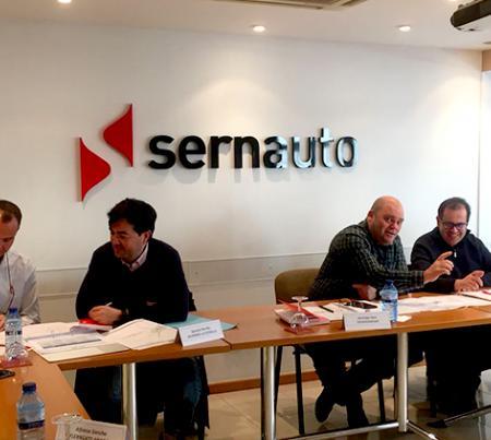Curso Representante de Seguridad de Producto (PSB). En las oficinas de SERNAUTO